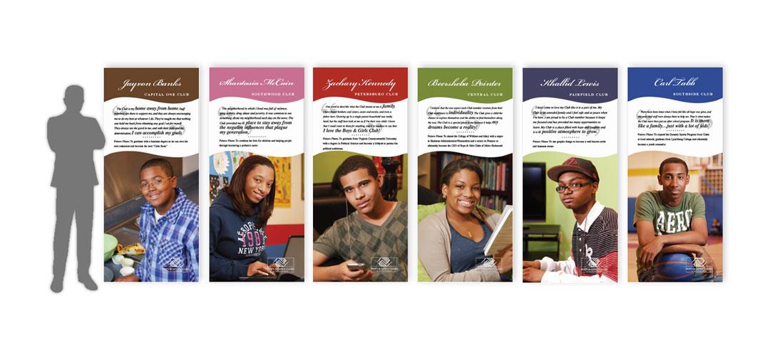 Boys & Girls Club Event Brochure