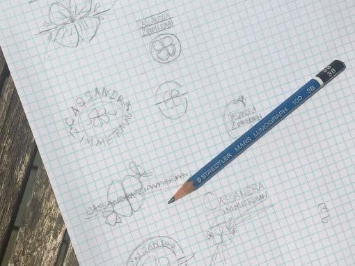 Logo Design Process for the Realtor Logo