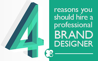 4 Reasons You Should Hire a Brand Designer