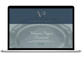 Website – Virginia Pewtersmith