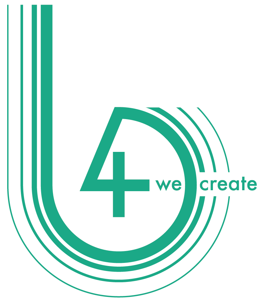 b4 we create july 2017 logo